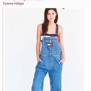 Tommy Hilfiger womens overalls